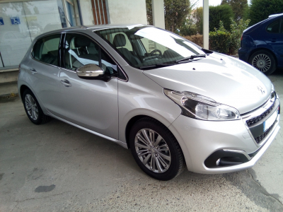 PEUGEOT 208 1.2 110hp ALLURE + GPS + PACK CITY
